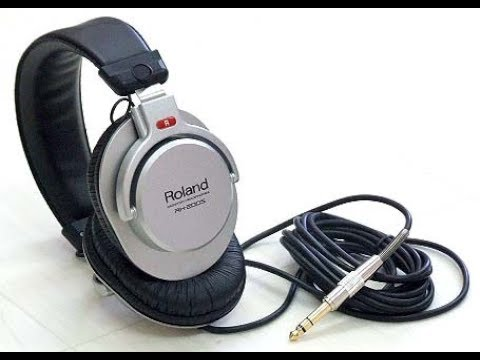 Roland RH-200S Headophones