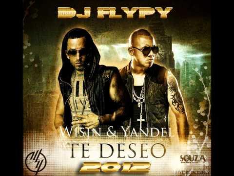 Wisin & Yandel-Te Deseo(Remix) DJ Flypy 2012 HD