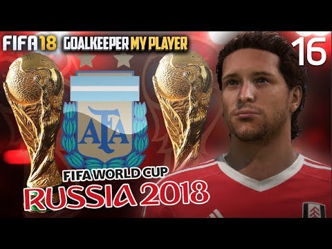 WORLD CUP FINAL! | FIFA 18 Career Mode Goalkeeper w/Storylines | Episode #16