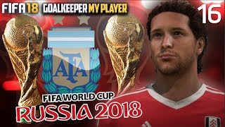 WORLD CUP FINAL! | FIFA 18 Career Mode Goalkeeper w/Storylines | Episode #16