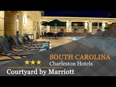 Courtyard by Marriott Charleston Historic District - Charleston Hotels, South Carolina