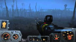 Fallout 4 Easiest X01 Power Armor Location
