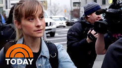 Actress Allison Mack Negotiating Possible Plea After Sex Trafficking Arrest | TODAY