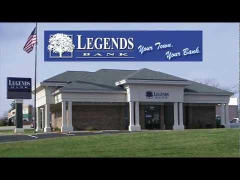 Legends Bank -Fidelity Broadcasting :30 Insert