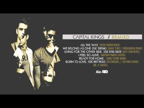 Capital Kings - REMIXD [FULL ALBUM AUDIO]