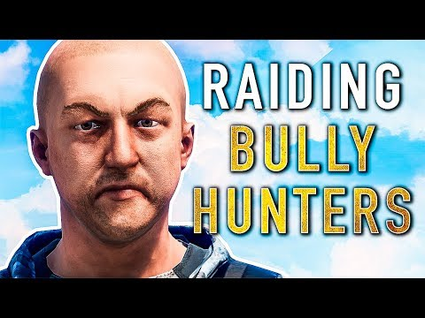 Stopping NOOBS from Becoming SERVER BULLIES #BullyHunters | Rust