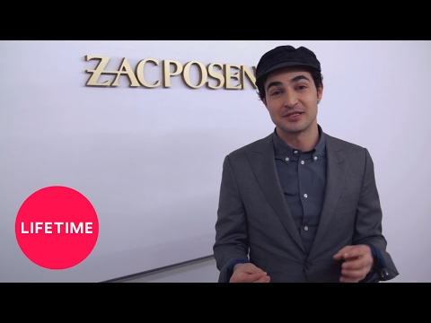 Behind the Seams: Zac Posen at Fashion Week | #NYFW on Lifetime