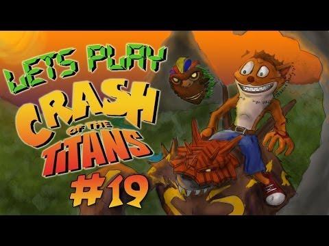 "Crash of the Titans (Hard Mode), Episode 19: ""Minority Rapport"""