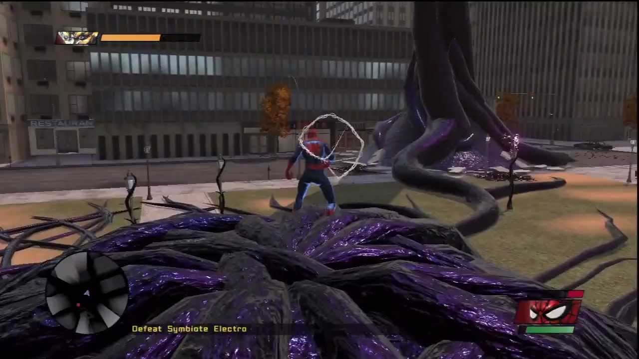 Spider man web of shadows symbiote electro - photo#11