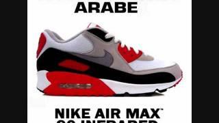 "Le Telephone Arabe - "" Nike Air Max 90 Infrared """