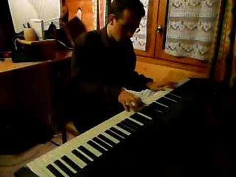 James Bond 007 Dr No theme on piano - Monty Norman