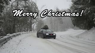 E46 BMW ///M3 Merry Christmas '16 Short Film