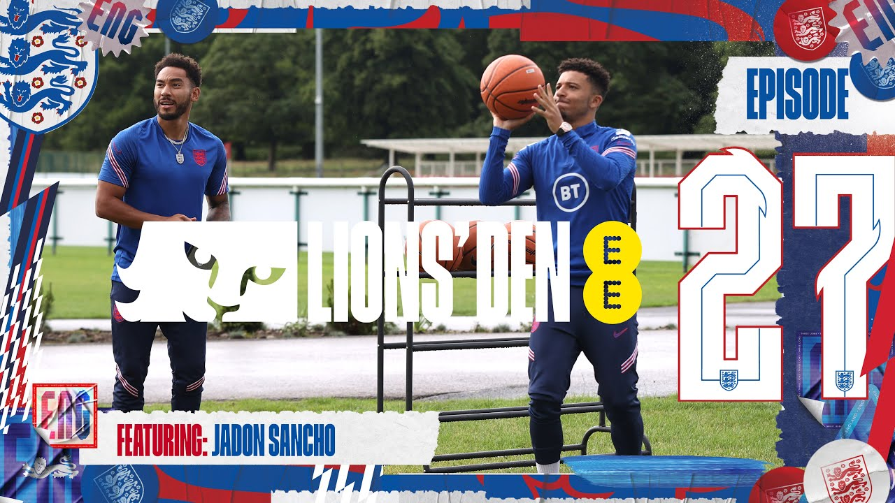 Download Sancho and Krept & Konan on London Street Football & New Music   Ep. 27   Lions' Den Connected by EE