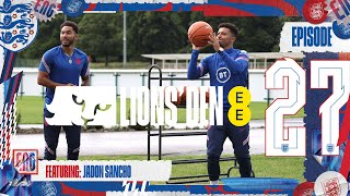 Sancho and Krept & Konan on London Street Football & New Music | Ep. 27