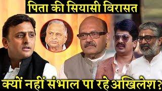 मुलायम के करीबी राजपूत नेता क्यों छोड़ रहे अखिलेश का साथ INDIA NEWS VIRAL