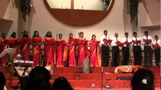 """Enthan Veetil Thangida Vaendum"" - Indian Friends for Christ choir Singing Dr Anand Chellappa"