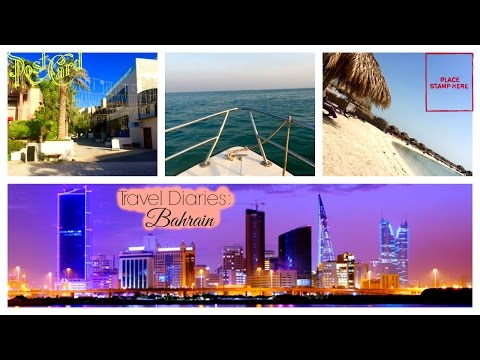 TRAVEL VLOG || Bahrain, Al Dar Islands, Adliya, Manama,Muhar