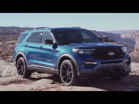 2020 Ford Explorer - First Test Drive Video Review