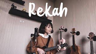 REKAH - BRISIA JODIE Ukulele Cover By Ingrid Tamara