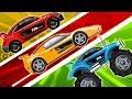 car racing games for kids