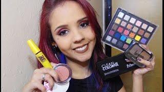 Como montar um kit básico de maquiagem, por Larissa Vieira