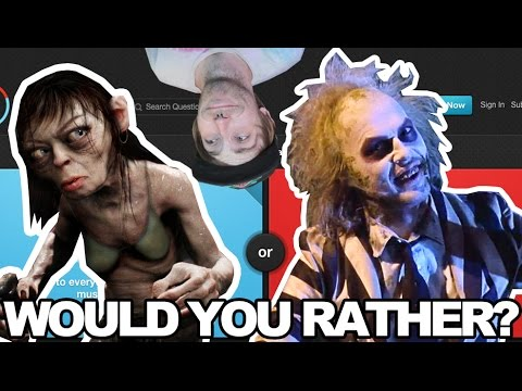 would you rather... | Awful Internet 8
