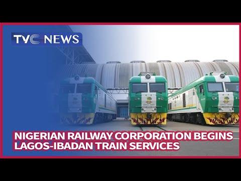 Nigerian Railway Corporation Begins Full Lagos-Ibadan Train Services