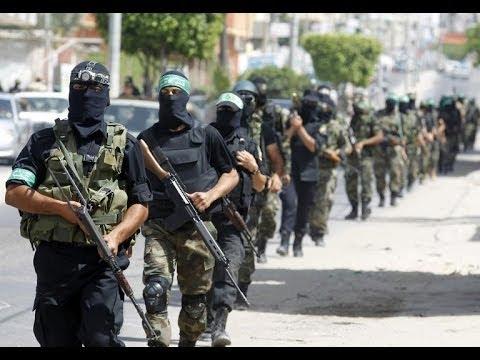 USA backed Iranian terrorist group Hamas Palestinian government