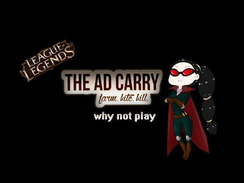 видео: Как же играть за ад керри? | league of legends