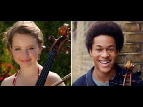 A Story Of Two Cellists: Encounter Laura Van Der Heijden And Sheku Kanneh-Mason