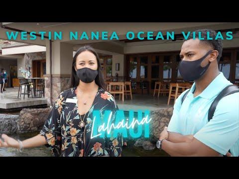 Westin Nanea Ocean Villas    Resort Review & Tour    Lahaina, Maui