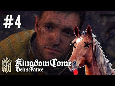 Rudy morderca koni – Kingdom Come: Deliverance