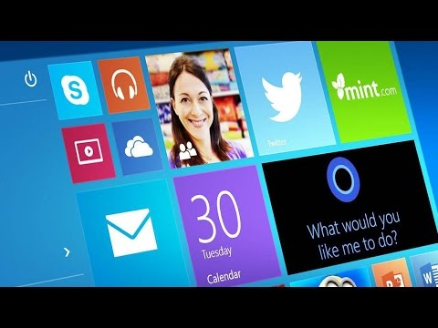 What to do if Cortana is not available in your Window 10 PC