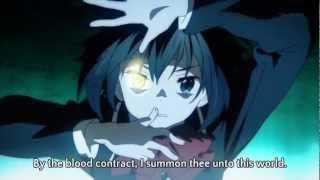 Chuunibyou Demo Koi ga Shitai! - Rikka vs Tooka