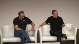 LinuxCon + CloudOpen Europe 2014 - Linux: Where Are We Going