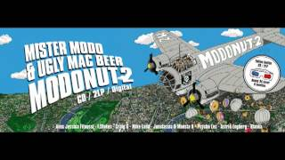 MODONUT 2 - SAFE IN SOUND with Astrid Engberg by Mister Modo and Ugly Mac Beer