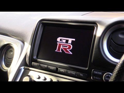 Nissan GTR Interior Tidy Up