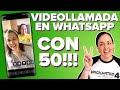 Videollamadas Con 50 PERSONAS En WHATSAPP Y WhatsApp Web ChicaGeek mp3