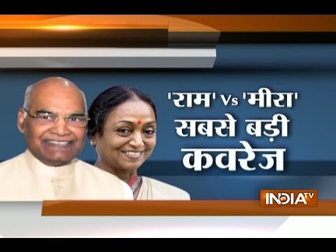 Presidential Election 2017: Ram Nath Kovind reaches Parliament House