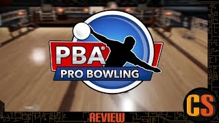 PBA PRO BOWLING - PS4 REVIEW (Video Game Video Review)