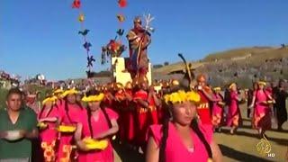 احتفالات في بيرو تخليدا لحضارة الإنكا