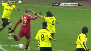 Кроос видео гол  Бавария   Боруссия Дортмунд  Чемпионат Германии по футболу 15(, 2014-09-29T08:07:38.000Z)