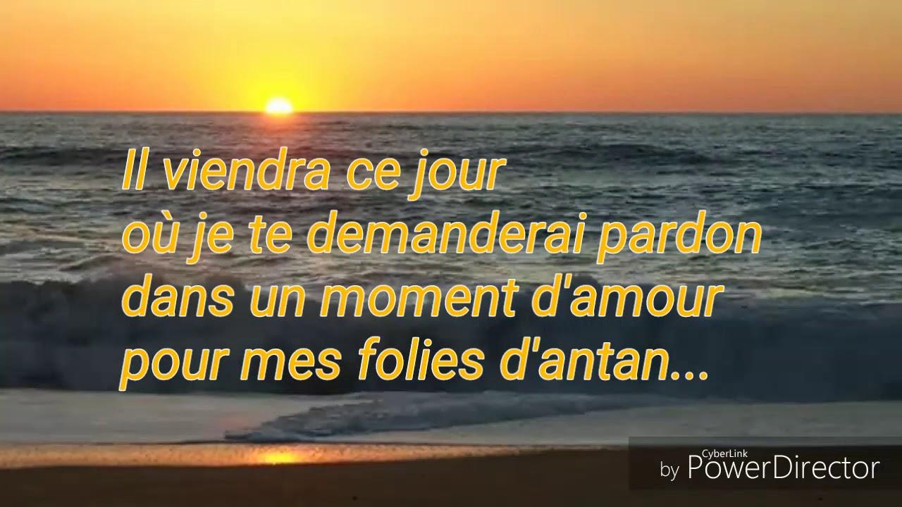Il Viendra Ce Jour Hassan Oumouloud Poème Damour Youtube