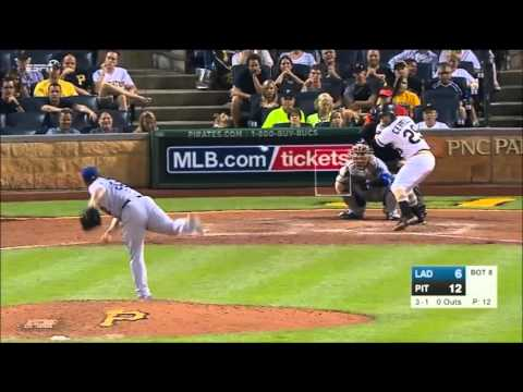 Pittsburgh Pirates | 2015 Home Runs (140)