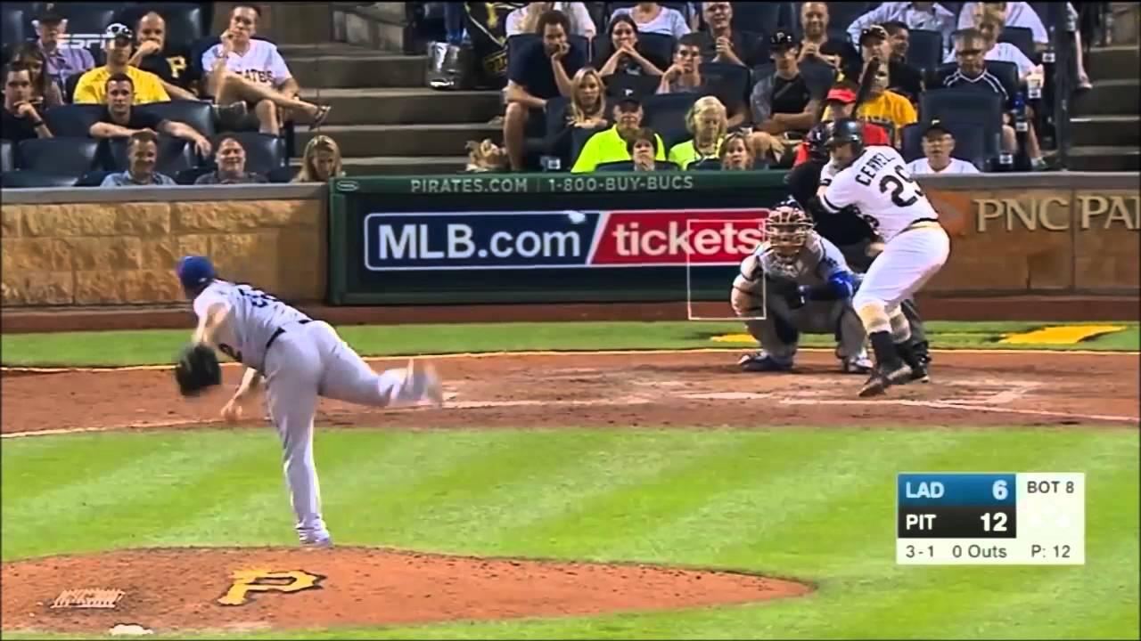 Pittsburgh Pirates 2015 Home Runs 140 Youtube