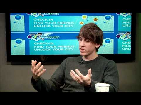 Foursquare's Dennis Crowley on NY Startups | Founder Stories