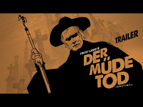 DER MÜDE TOD (AKA Destiny) Masters of Cinema Trailer