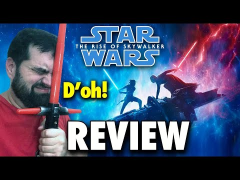Star Wars The Rise of Skywalker REVIEW No Spoilers