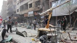 أخبار عربية | المجلس المحلي في دمشق يعلن حي تشرين