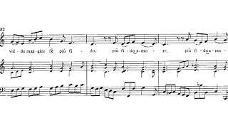 Cantata: Clori vezzosa e bella (H134). Alessandro Scarlatti